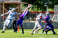 2016-04-10 Guelfi Firenze vs Warriors Bologna